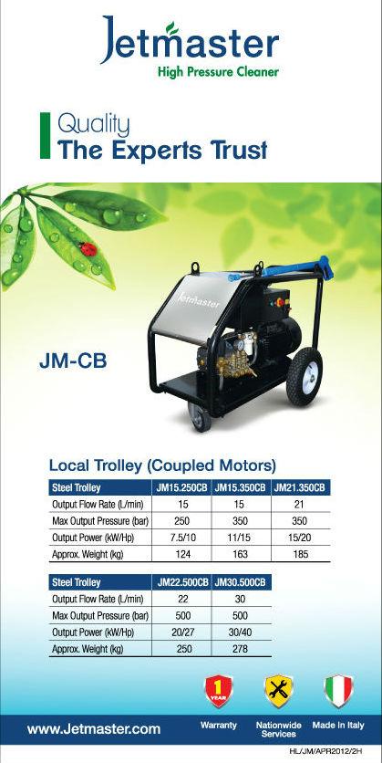 High Pressure Cleaner Mesin Distributor High Pressure